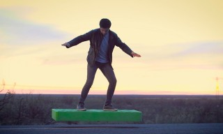 ArcaBoard Is a Real Life, Working Hoverboard