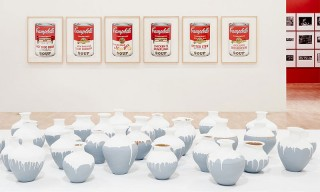Australia's NGV Unveils Dual Ai Weiwei & Andy Warhol Exhibition