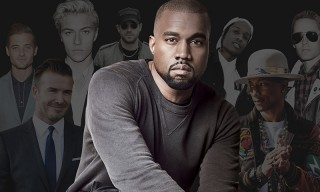 Kanye West Named Most Stylish Man of the Year, Again