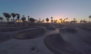 Watch This Stunning Drone-Shot Single Take Video of Venice Beach