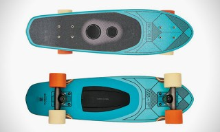 Globe Introduces First Skateboard With a Built-In Speaker