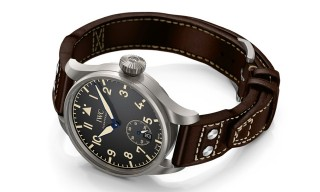 "IWC Unveils a Set of Chunky ""Heritage"" Pilot Watches"
