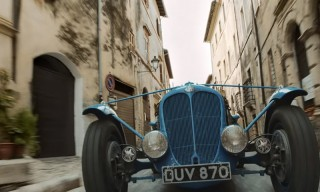 Jude Law Races From Rome to Monaco for Johnnie Walker's 'The Gentleman's Wager II'
