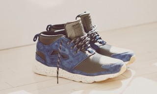 Mighty Healthy & Reebok Team up for Winter-Perfect FuryLite Chukka