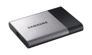 Samsung's Portable SSD T3 Puts 2TB in Your Palm