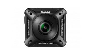 Nikon's KeyMission 360 Camera Shoots 360° Video in 4K