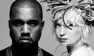 "Kanye West & Sia Link up for New Track ""Reaper"""