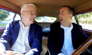 Comedy Legend Steve Martin Goes for a Ride on 'Comedians in Cars Getting Coffee'