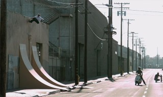 This Is the Most Insane Quarterpipe Wall Ride You've Ever Seen