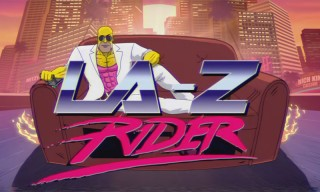 The Latest 'The Simpsons' Couch Gag Is a Homage to '80s Action Shows
