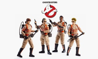 Here Is a First Look at the New 'Ghostbusters' Action Figures