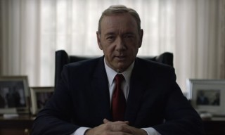 Frank Underwood Is Back to Tell America What Kind of President It Deserves
