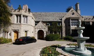 The Playboy Mansion Can Be Yours for $200 Million