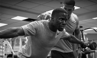 Nike Takes a Look at Kevin Hart's Vigorous Training Routine
