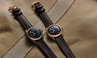 Oris Commemorates Master Diver Carl Brashear With Limited Edition Bronze Watch