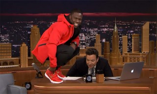 Nike Gives Kevin Hart His Own Signature Sneaker