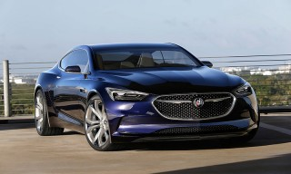 Buick's Futuristic Avista Concept Shows the Brand's Potential