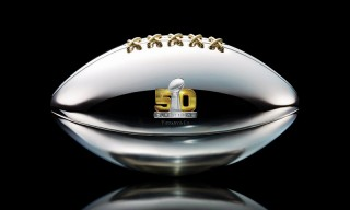 50 Designers Create Bespoke Footballs for Super Bowl 50