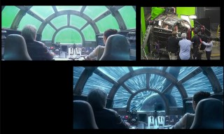 This Is What 'Star Wars: The Force Awakens' Would Look Like Without VFX