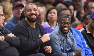 Drake & Kevin Hart to Coach NBA All-Star Celebrity Game