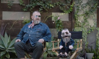 Michel Gaubert Stars in Mercedes-Benz's Latest Fashion Creatives Episode