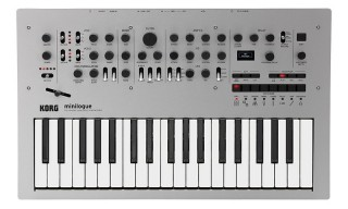 Korg Unveils Highly Affordable Minilogue Polyphonic Synthesizer
