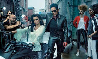 Derek Zoolander Covers 'Vogue' Alongside Penélope Cruz