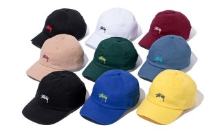 Stussy Releases Its Most Popular Cap in 9 New Colorways