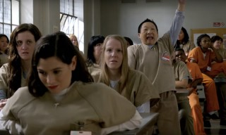 'Orange Is the New Black' Welcomes a New Inmate for Season 4