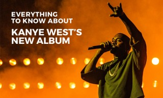 Everything You Need to Know About Kanye West's New Album