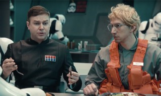 Kylo Ren Bonds With His Employees in SNL's Undercover Boss