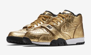 Nike Goes for Gold for Super Bowl 50