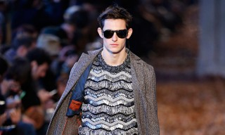 Missoni Takes Inspiration From the Himalayas for Fall 2016 Collection