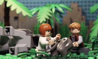 Lego Pays Tribute to Some of the Biggest Films of 2015