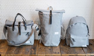 nanamica Unveil Their SS16 Luggage Collection