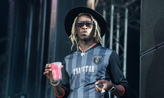 "Young Thug Takes Us Back to His Original Thuggery With New Track ""Serious"""