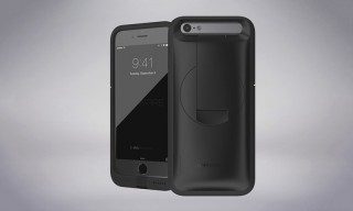 The Ampware Phone Case Allows You to Generate Your Own Power