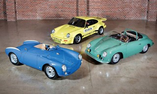 Jerry Seinfeld Is Selling His $10 Million Vintage Porsches