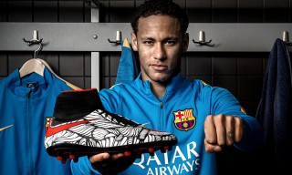 "Nike's New ""Ousadia Alegria"" Boots Embody Neymar's Playing Style"