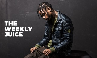Tyga in 424, Travi$ Scott Previews His Collab With maharishi and More