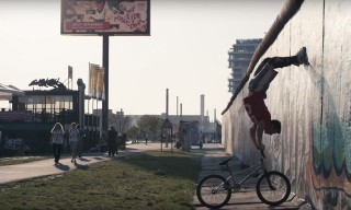 BMX Rider Tim Knoll Performs the Unthinkable in the Streets of Berlin