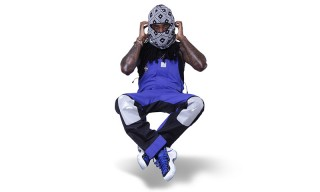 Wale & Akomplice Bring Ski Fashion to Los Angeles With Suit and Mask Collaboration