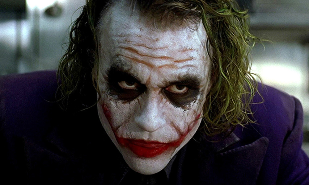 how heath ledger took quotthe jokerquot from clown prince to
