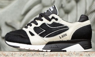 BAIT Celebrates 'Kung Fu Panda 3' With Diadora S8000