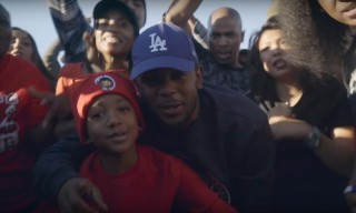 Compton Celebrates Kendrick Lamar in Grammy Awards Ad