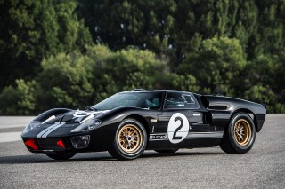 The Shelby GT40 MKII 50th Anniversary Edition Looks Just Like the Original