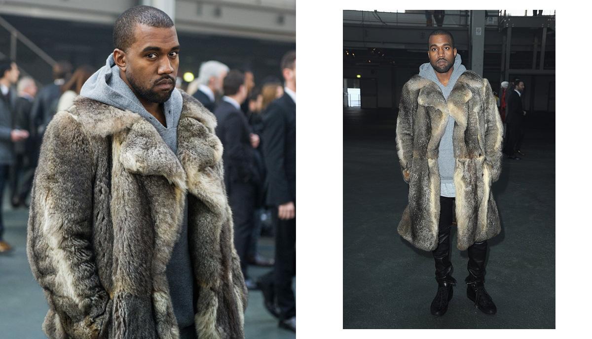 Kanye West Man Dress