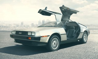 DeLoreans Are Going Back Into Production Thanks to 'Back to the Future' Hype