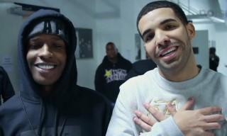 "A$AP Rocky Remixes Drake's ""Wu-Tang Forever"""