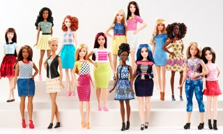 Barbie Now Comes in Realistic Body Types Like Curvy, Tall & Petite